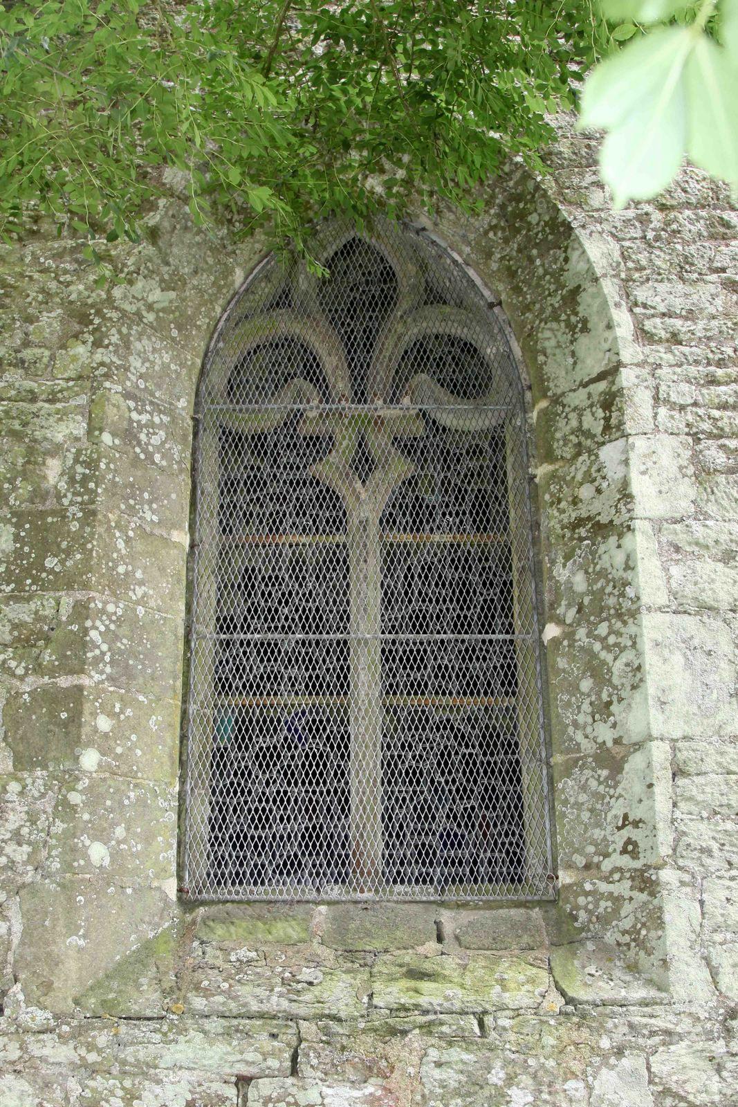 Chapelle Saint-Clément d'Elven (56). Photographie Louis Edy.