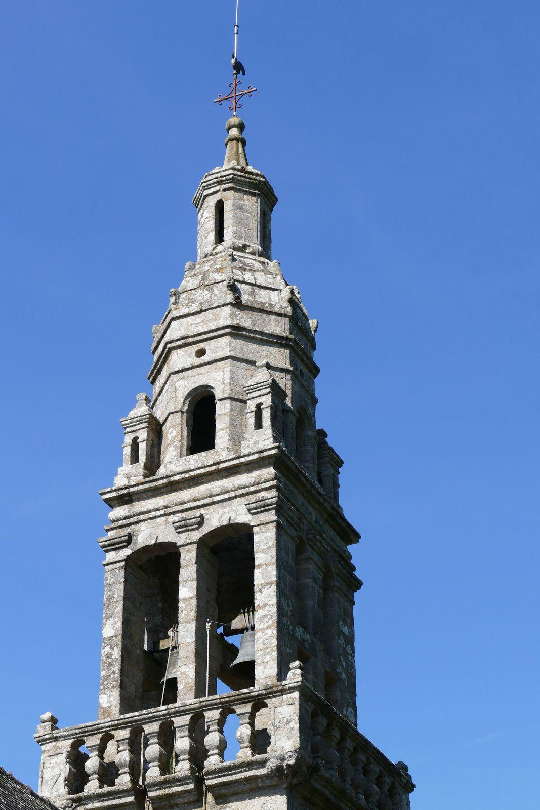 Église Notre-Dame de Châteaulin. Photographie lavieb-aile.