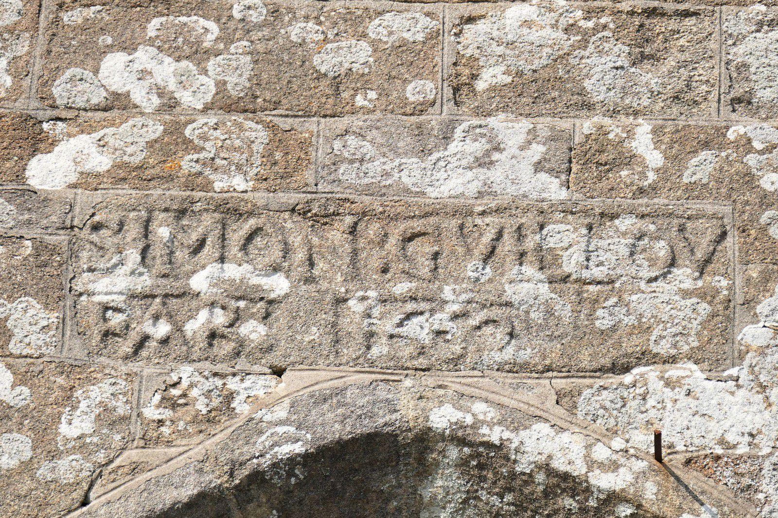 Église Saint-Onneau d'Esquibien. Photographie lavieb-aile juillet 2020.