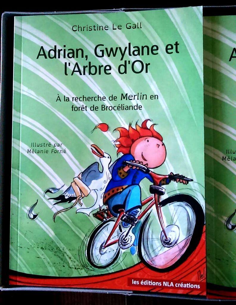 ADRIAN, GWYLANE ET L'ARBRE D'OR