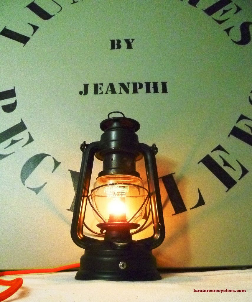 """ FEUERHAND BABY "" - lanterne allemande depuis 1893 - VENDUE !!"