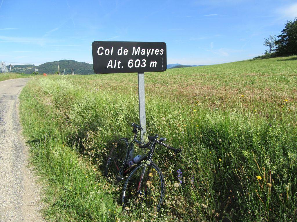 En Ardèche avec le Grincheux et la Mobylette