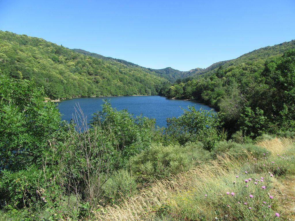 L'eau claire et tiède du Mont Lozère