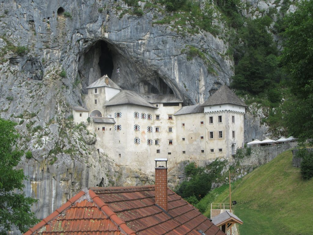 Le chateau de Predjama