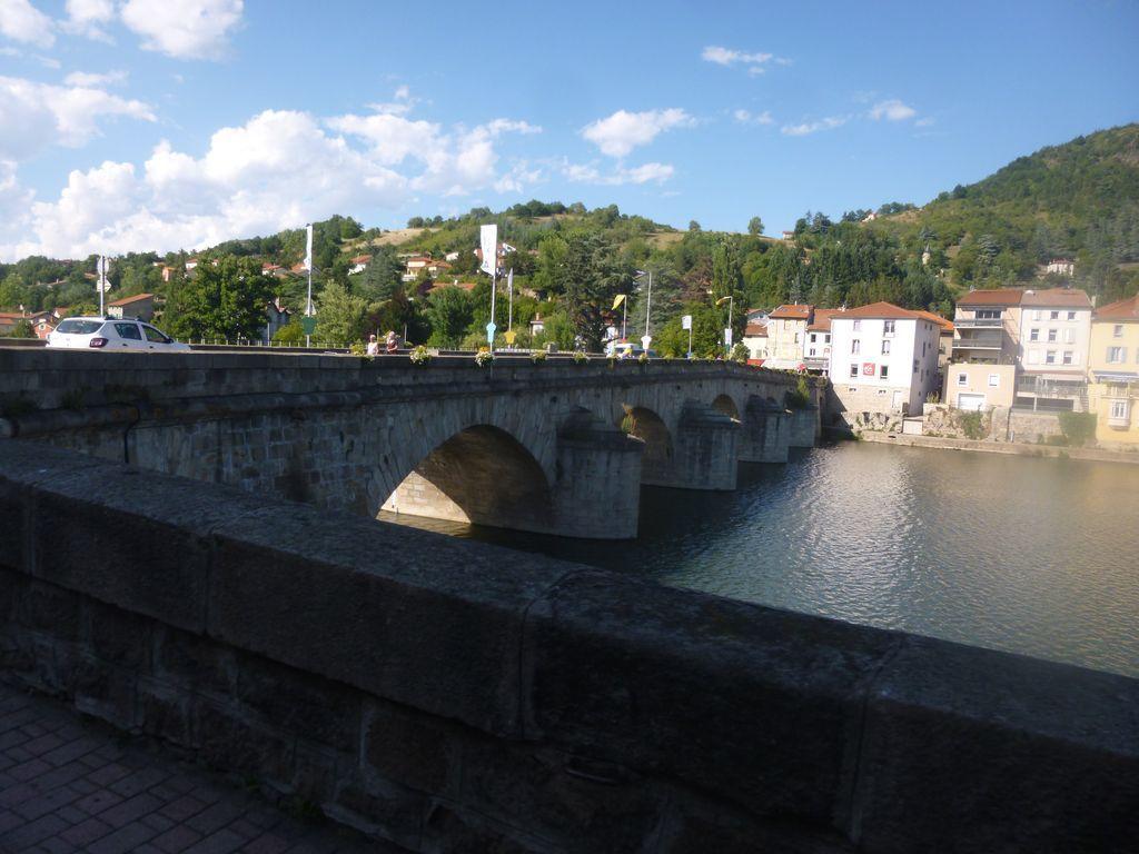 Sortie TMV : le pont du 15 août