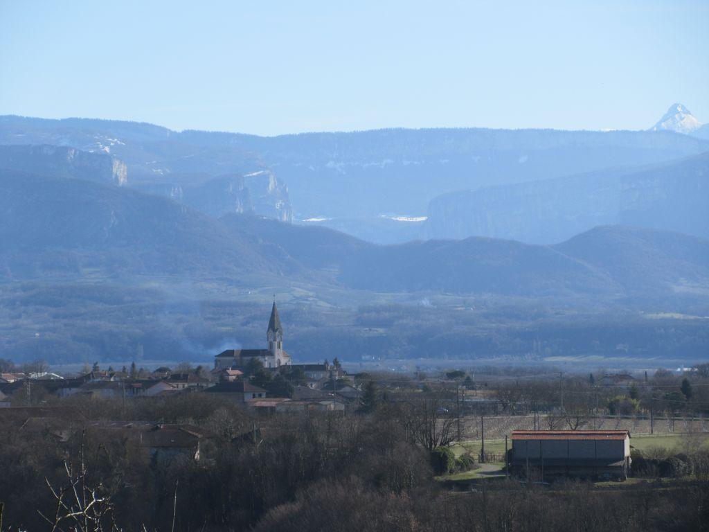 St Hilaire du Rosier