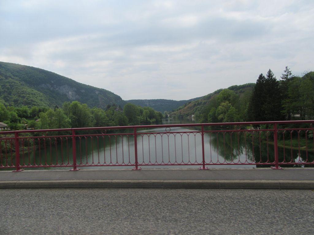 Retour à la longue distance ... à travers la Savoie, le Jura et l'Ain