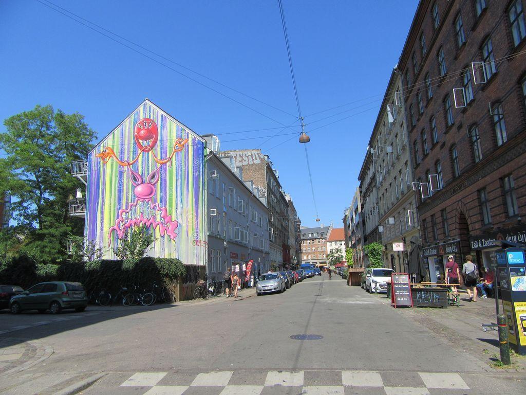 D'autres quartiers de Copenhague