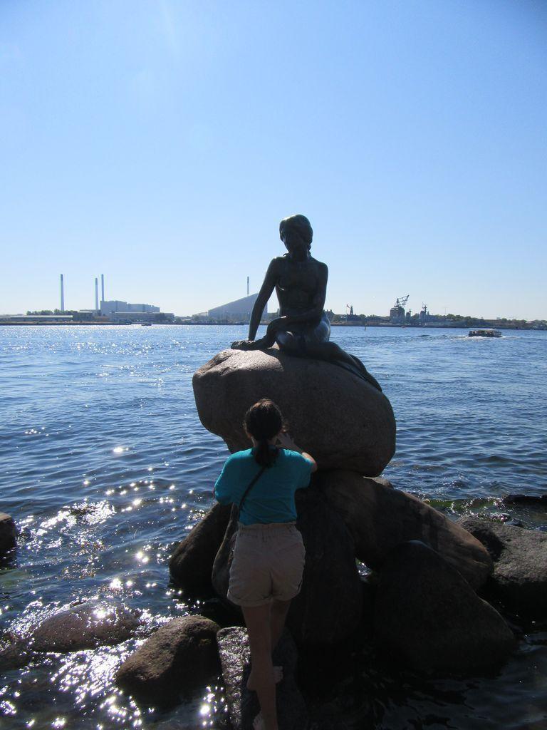 La petite sirène, la grande attraction ...