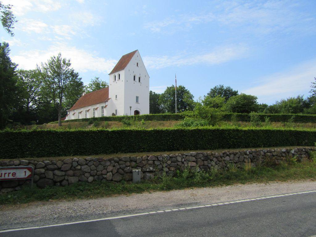 Eglises bleue-blanche-rouge