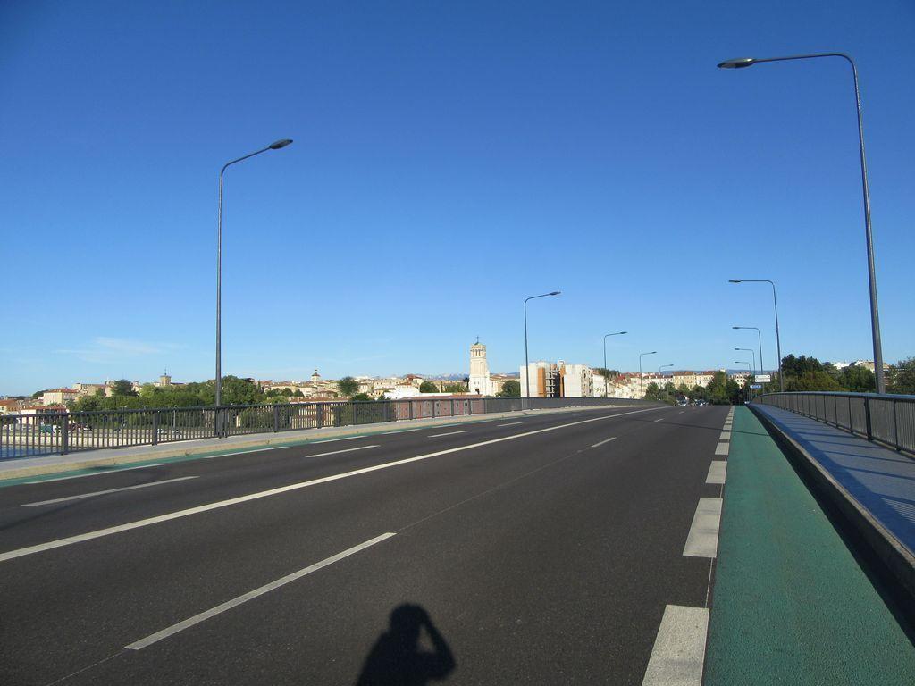 Descente avec Rémi et arrivée à Valence