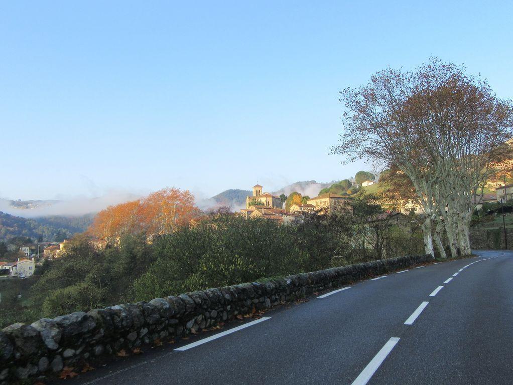 DodecAudax de novembre : les collines dans la fraîcheur