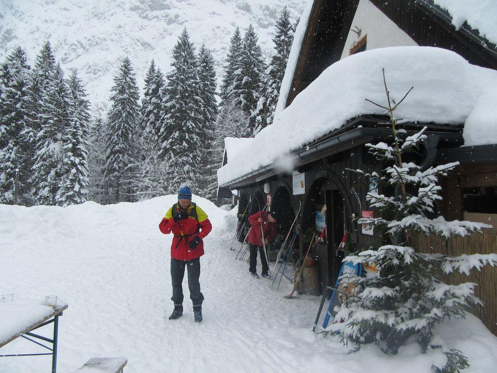 La Slovénie croûlant sous la neige : un vrai fantasme de gosse