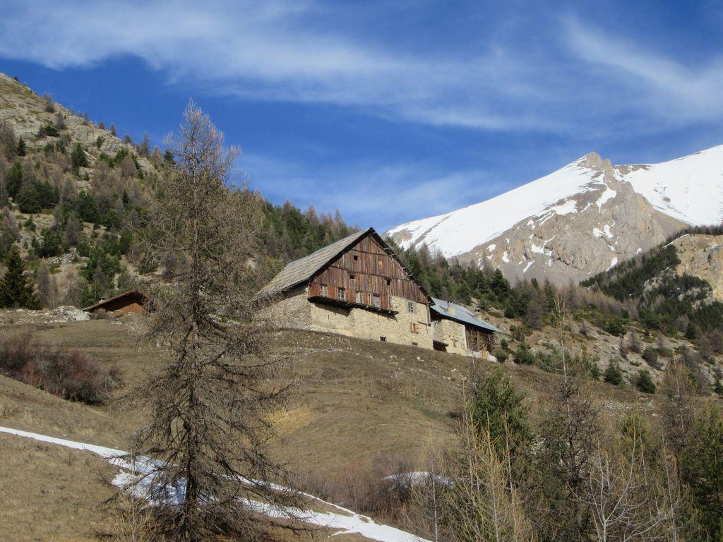 Vallée du Cristillan