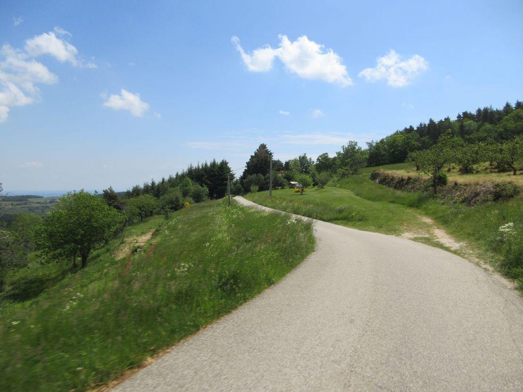 Randonnée de la vallée du Doux