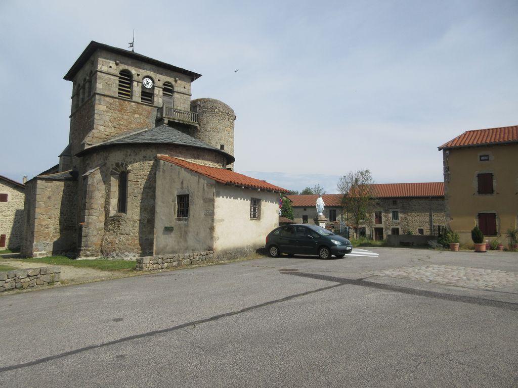 De Dore l'Eglise à St Victor D'Arlanc