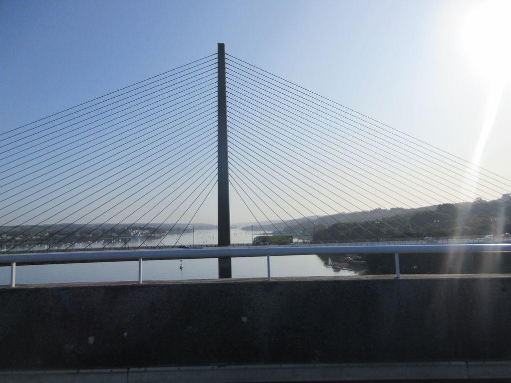 Paris-Brest-Paris 2019 (2)  St Nicolas- Brest- Loudéac