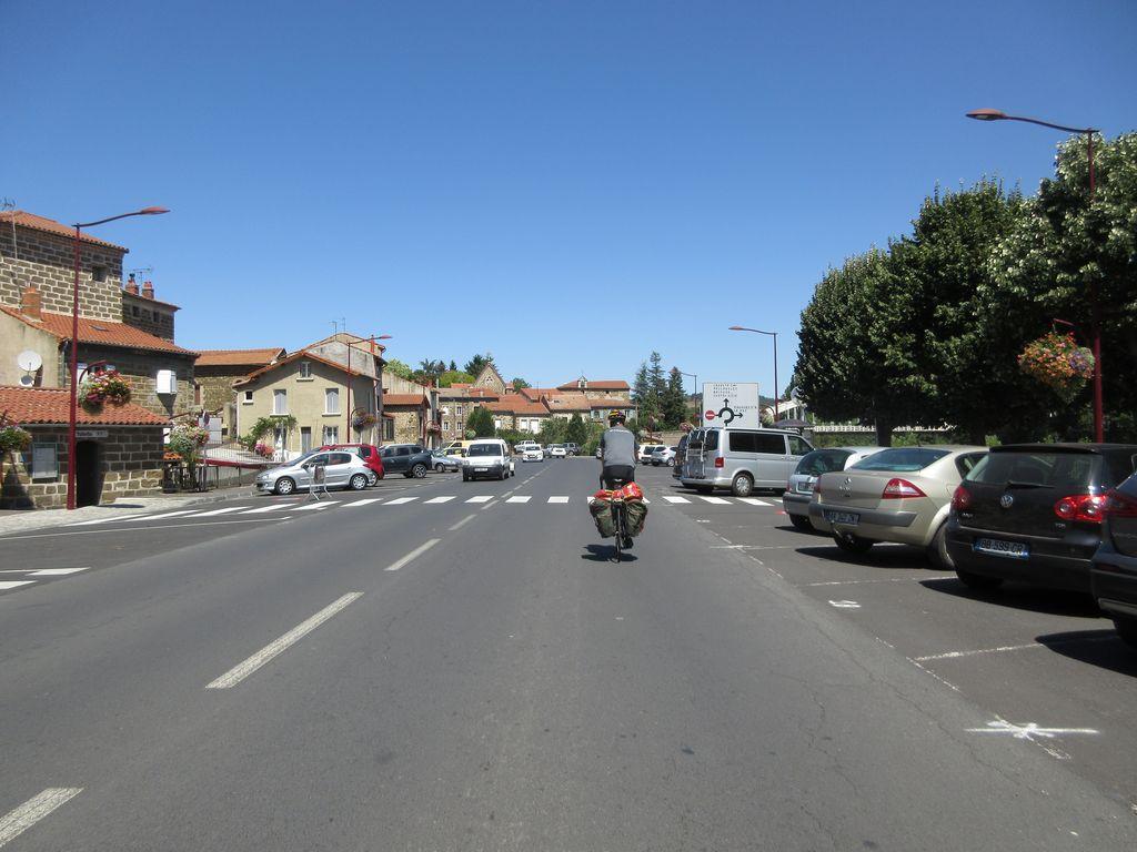 De Pinols à Langeac