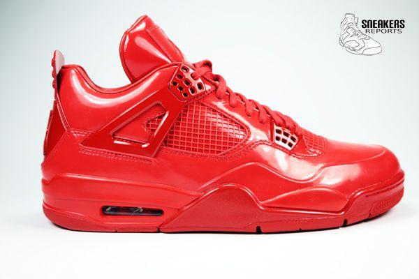 Nike Air Jordan 11LAB4 Red