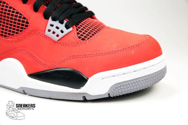 Nike Air Jordan IV Rétro 2013 Toro Bravo