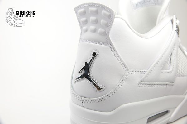 Nike Air Jordan IV rétro Pure Money
