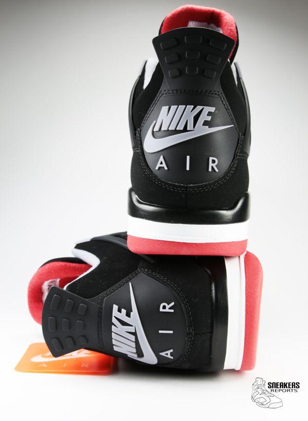 Nike Air Jordan IV rétro Bred 2019