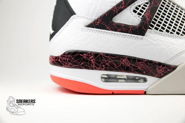 Nike Air Jordan IV rétro Nostalgia