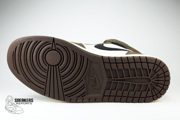 Nike Air Jordan I Rétro High Travis Scott