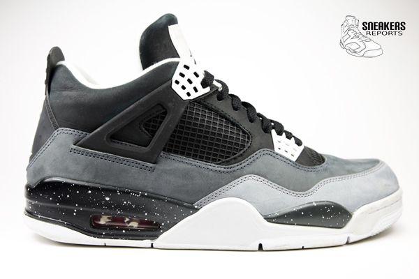 Nike Air Jordan IV Fear