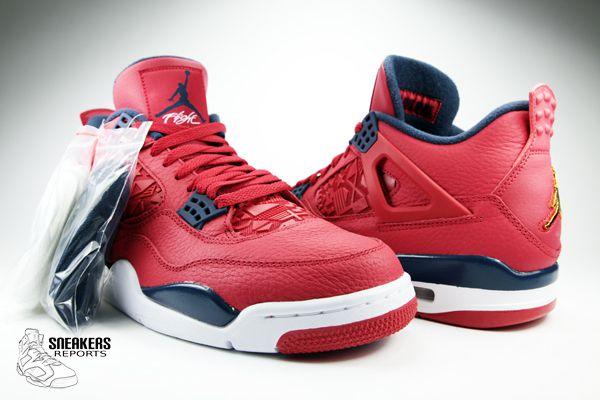 Nike Air Jordan IV Rétro FIBA