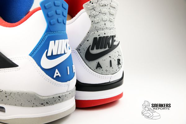 Nike Air Jordan IV Rétro SE What The