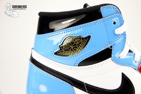 Nike Air Jordan I Rétro Hight OG Fearless