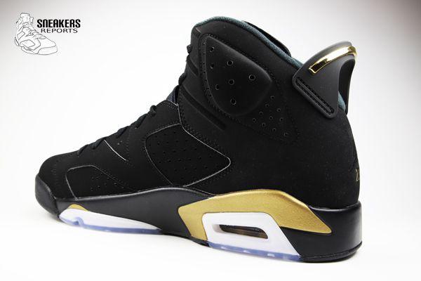 Nike Air Jordan VI Rétro DMP