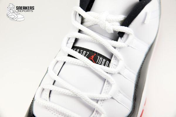 Nike Air Jordan XI Low Rétro Concord Bred