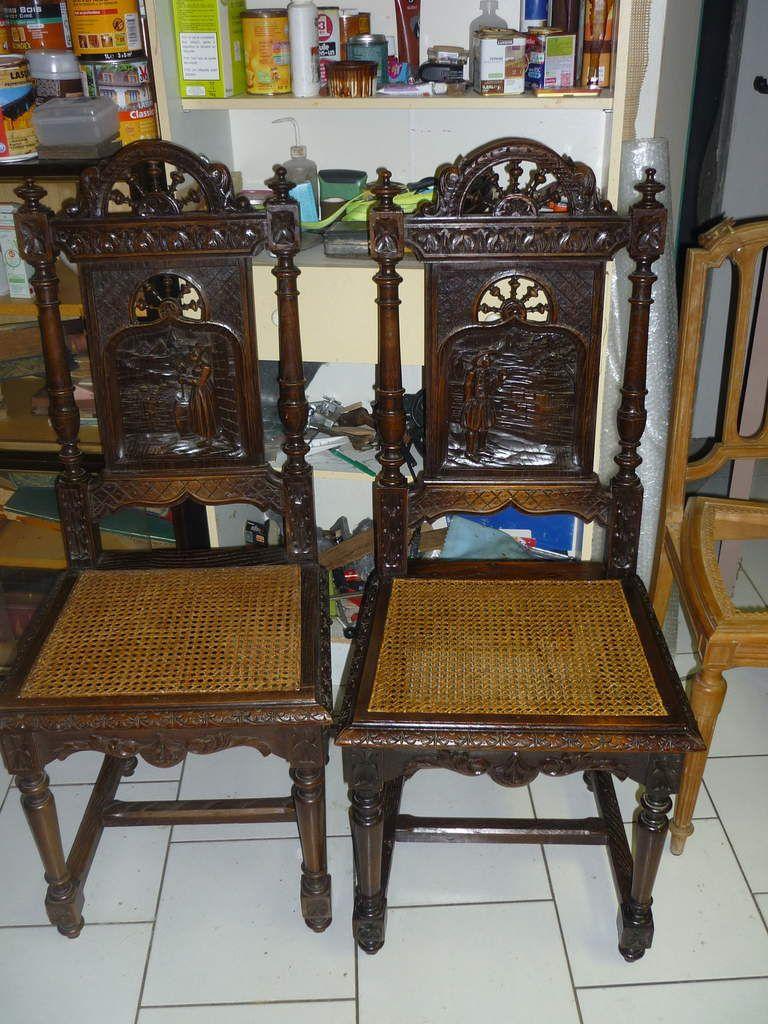 chaises bretonnes