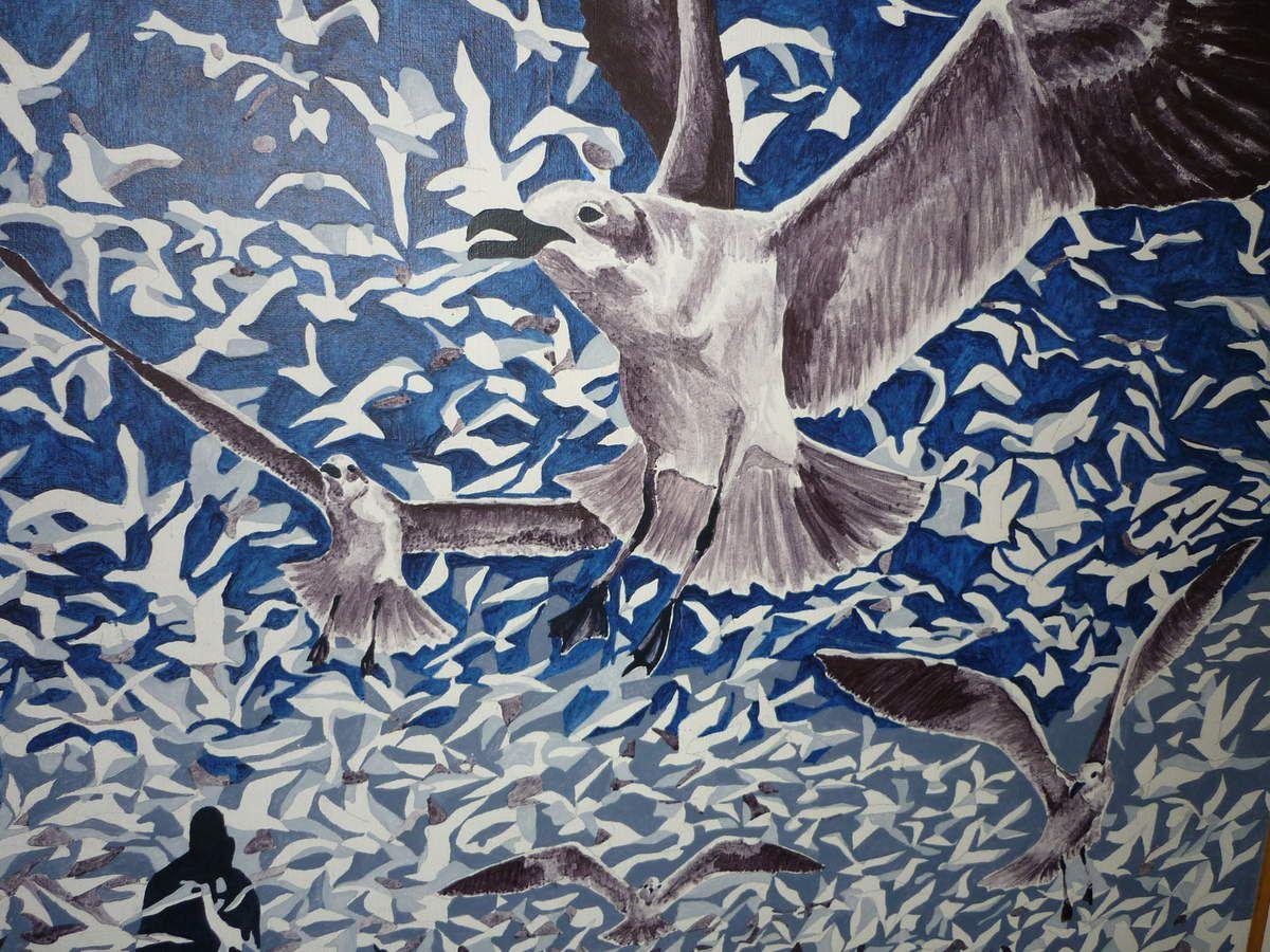 Tableau de Jacques FAVARD, peintre Nivernais (1929-1997)