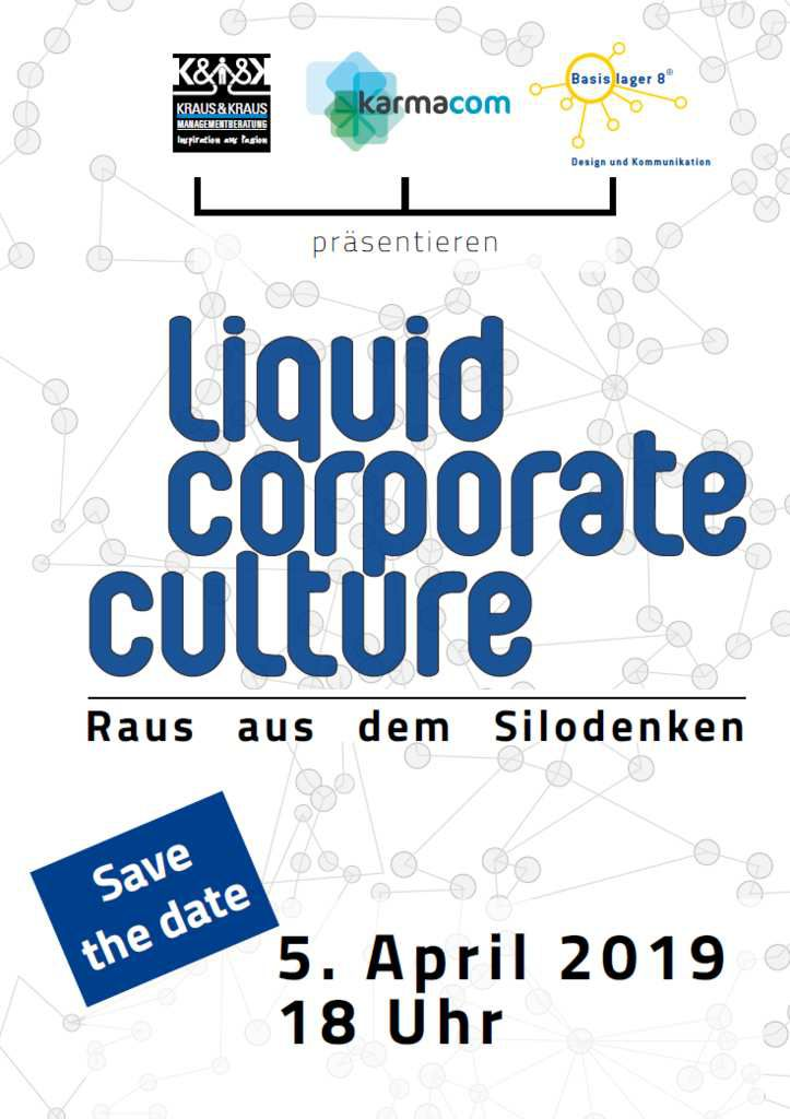 Save the day  Liquid Corporate Culture