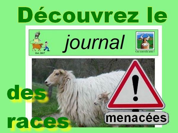 Journal des races menacées (2)