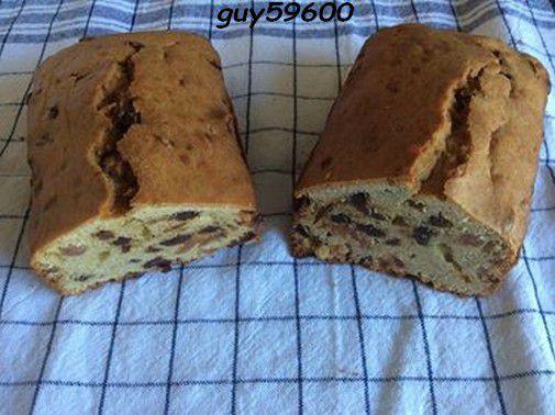 gâteau du matin