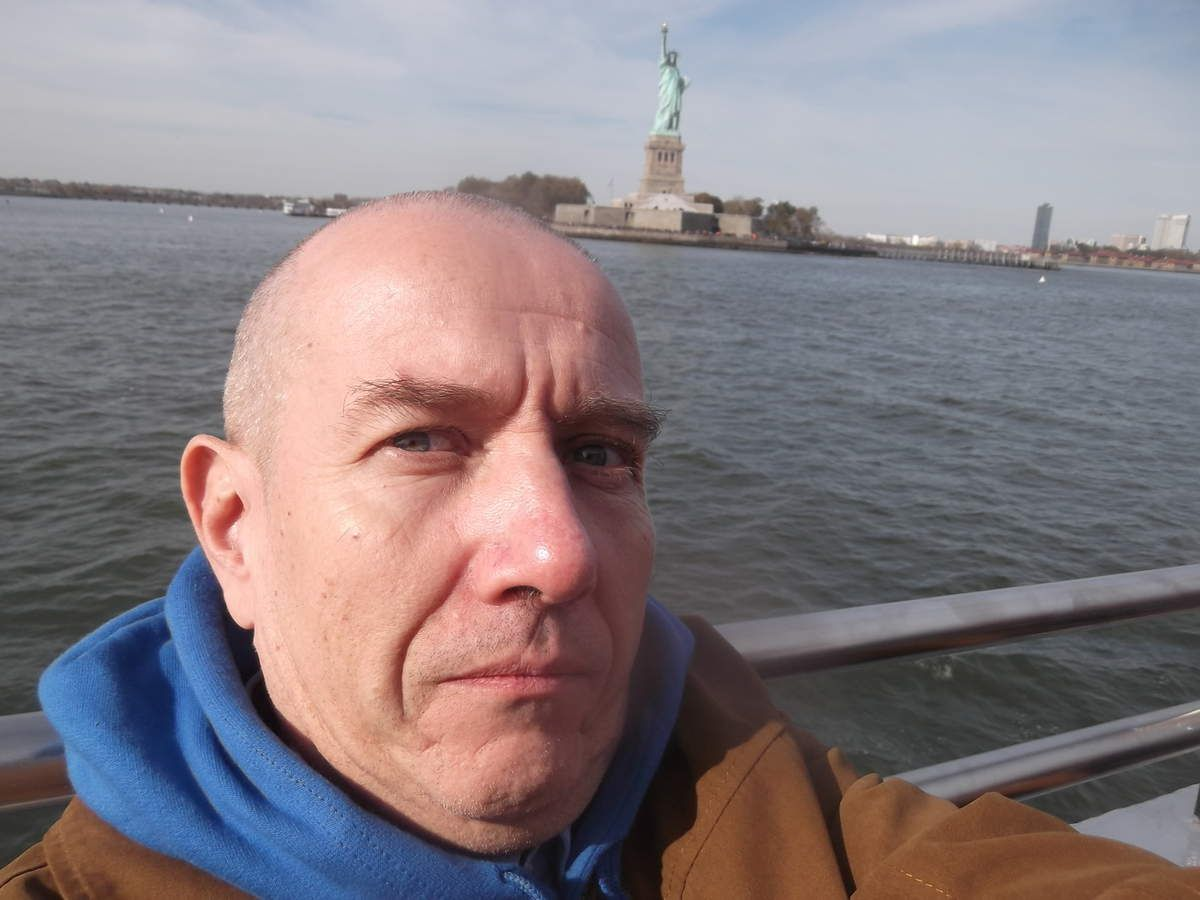 A feignasse trip in New York for kissing tonton SAM (Part two)