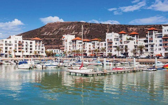 Une nouvelle station balnéaire à Agadir