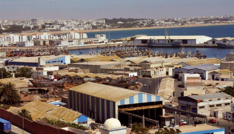 complexe-portuaire-AGADIR-