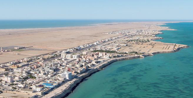 Dakhla: lancement des travaux de dessalement pour l'irrigation des terres agricoles