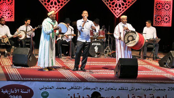 Agadir : Coup d'envoi du festival culturel international célébrant le nouvel an amazigh