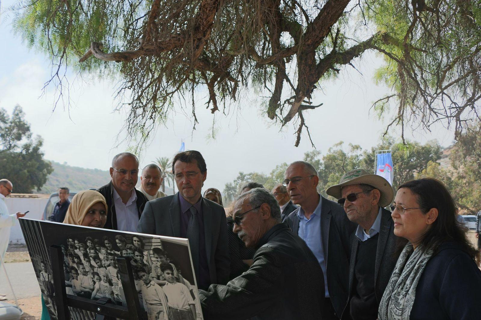 Consulat général de France à Agadir- le 28 février 2020