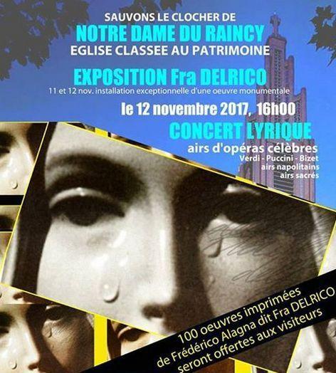 Concert lyrique dimanche 12 novembre 2017