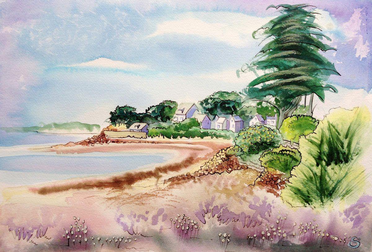 Port Lenn, Bretagne sud