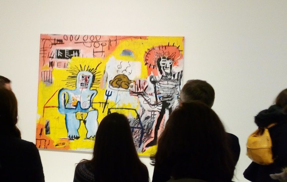 Exposition : Basquiat à la Fondation Louis Vuitton