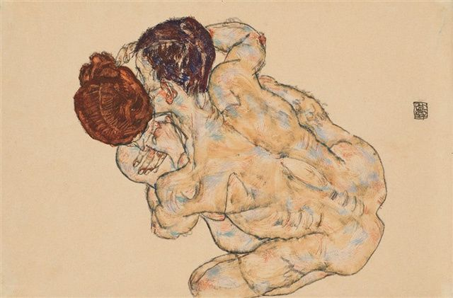 Exposition : Egon SCHIELE à la fondation Louis Vuitton