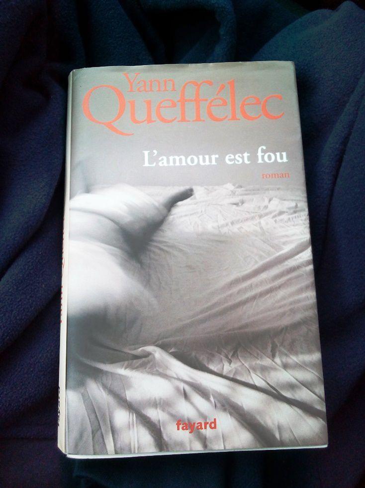 Livre : L'amour est fou - Yann Quéffelec